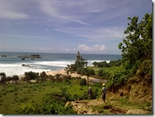 Pantai Buyutan, Kec. Donorojo