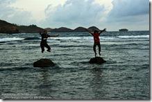 Pantai Watu Karung, Kec. Pringkuku